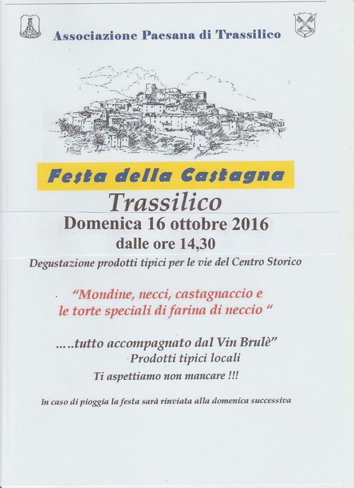 Castagnata Trassilico